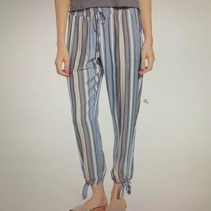 Socialite ankle tie pants size XS Nordstrom
